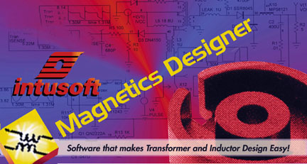 Magnetics Designer Splash Screen