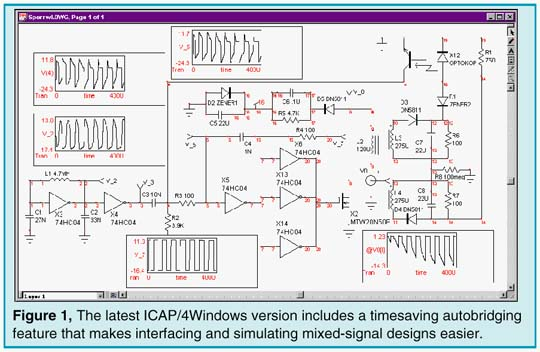 ICAP/4Windows autobridging feature